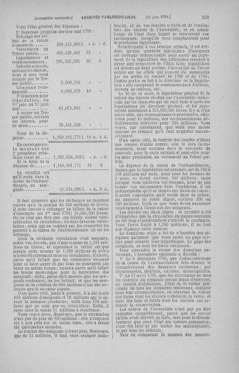 Tome 27 : Du 6 juin au 5 juillet 1791 - page 333