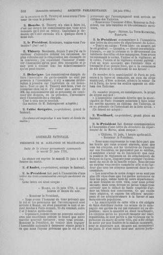 Tome 27 : Du 6 juin au 5 juillet 1791 - page 510