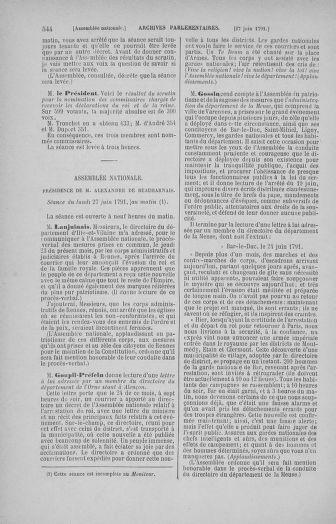 Tome 27 : Du 6 juin au 5 juillet 1791 - page 544