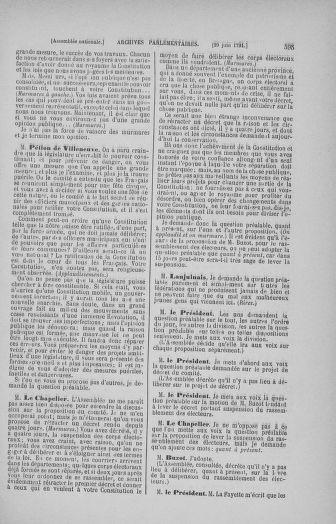 Tome 27 : Du 6 juin au 5 juillet 1791 - page 595