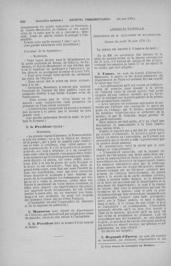 Tome 27 : Du 6 juin au 5 juillet 1791 - page 596