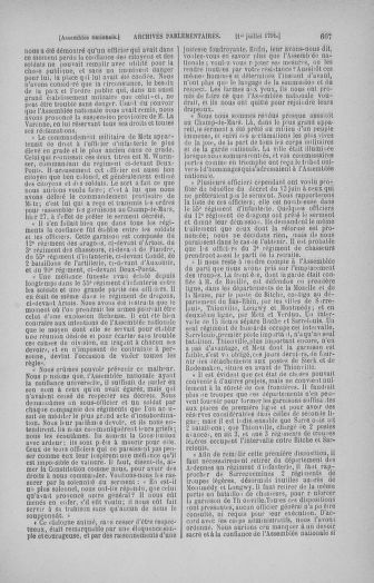 Tome 27 : Du 6 juin au 5 juillet 1791 - page 607