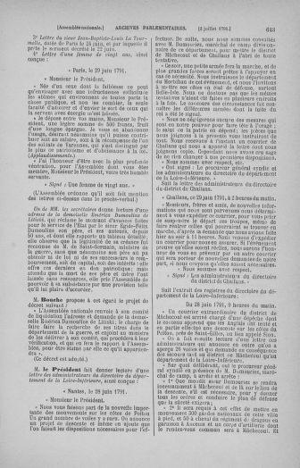 Tome 27 : Du 6 juin au 5 juillet 1791 - page 643
