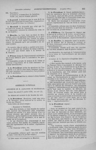 Tome 27 : Du 6 juin au 5 juillet 1791 - page 665
