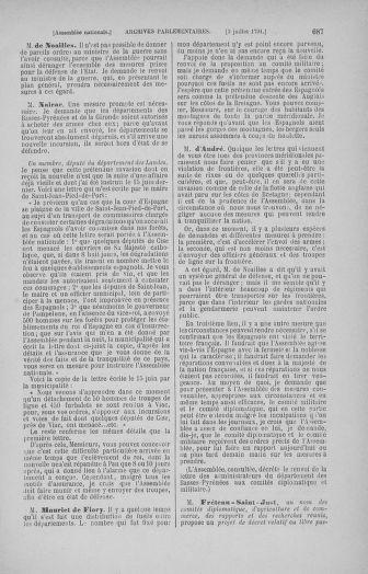 Tome 27 : Du 6 juin au 5 juillet 1791 - page 687