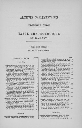 Tome 27 : Du 6 juin au 5 juillet 1791 - page 767