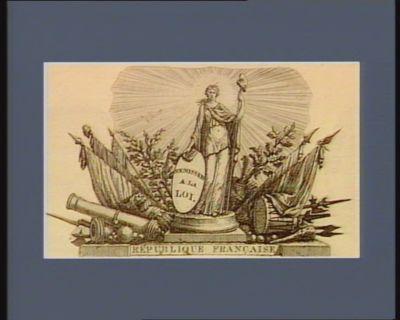 République française soumission a la loi : [estampe]