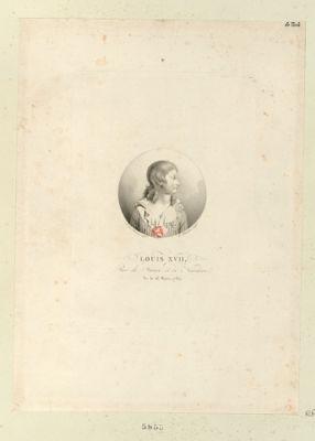 Louis XVII Roi de France et de Navarre, né le 26 mars 1785 : [estampe]