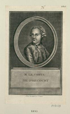 M. le comte de Precourt [estampe]