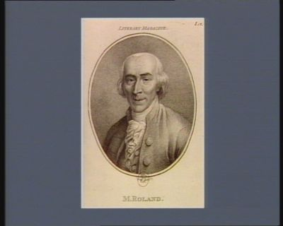 M. Roland [estampe]