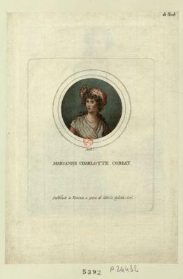 Marianne Charlotte Corday [estampe]