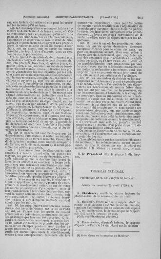 Tome 15 : Du 21 avril au 30 mai 1790 - page 263