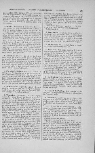 Tome 15 : Du 21 avril au 30 mai 1790 - page 275