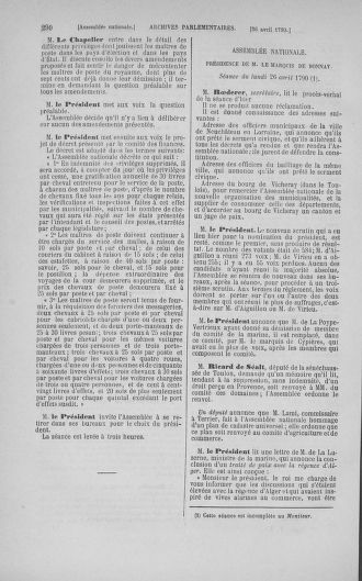 Tome 15 : Du 21 avril au 30 mai 1790 - page 290