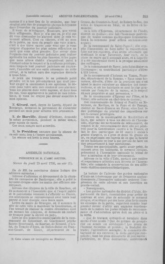 Tome 15 : Du 21 avril au 30 mai 1790 - page 333