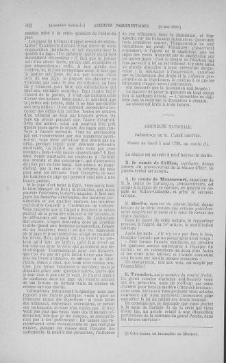 Tome 15 : Du 21 avril au 30 mai 1790 - page 362