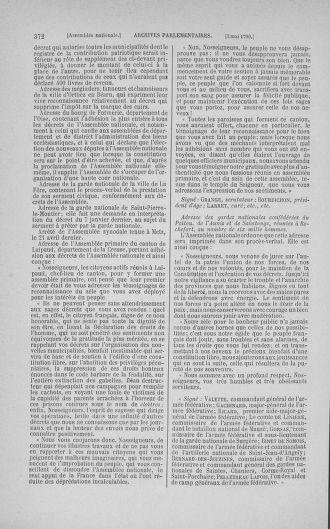 Tome 15 : Du 21 avril au 30 mai 1790 - page 372