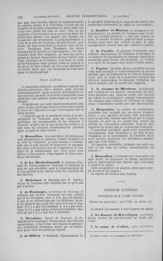 Tome 15 : Du 21 avril au 30 mai 1790 - page 388