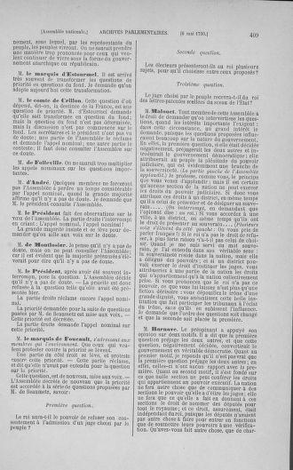 Tome 15 : Du 21 avril au 30 mai 1790 - page 409