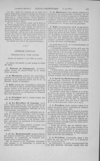 Tome 15 : Du 21 avril au 30 mai 1790 - page 415