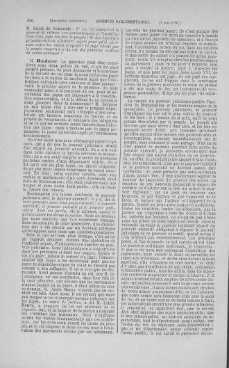 Tome 15 : Du 21 avril au 30 mai 1790 - page 416