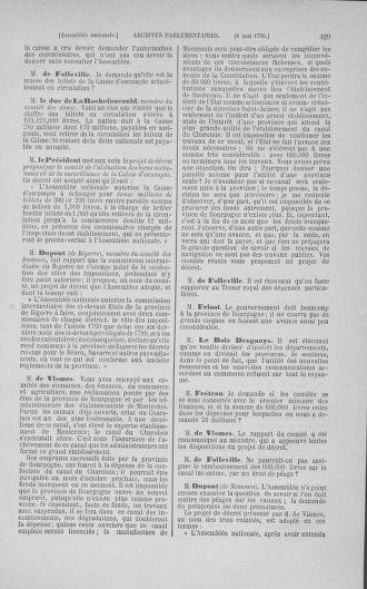 Tome 15 : Du 21 avril au 30 mai 1790 - page 429