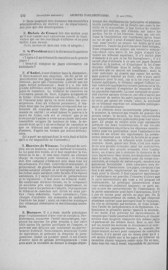 Tome 15 : Du 21 avril au 30 mai 1790 - page 432