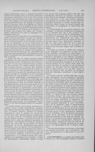 Tome 15 : Du 21 avril au 30 mai 1790 - page 437