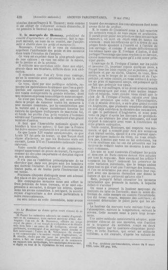 Tome 15 : Du 21 avril au 30 mai 1790 - page 438
