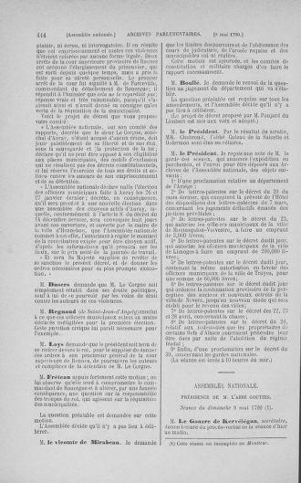 Tome 15 : Du 21 avril au 30 mai 1790 - page 444