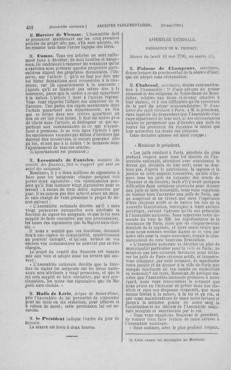 Tome 15 : Du 21 avril au 30 mai 1790 - page 452