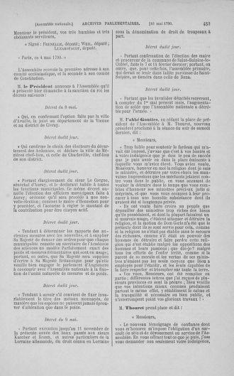 Tome 15 : Du 21 avril au 30 mai 1790 - page 453