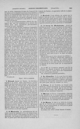 Tome 15 : Du 21 avril au 30 mai 1790 - page 503