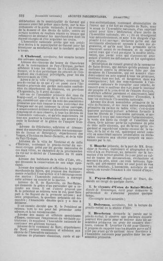 Tome 15 : Du 21 avril au 30 mai 1790 - page 512