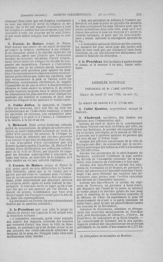 Tome 15 : Du 21 avril au 30 mai 1790 - page 551
