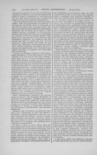 Tome 15 : Du 21 avril au 30 mai 1790 - page 562