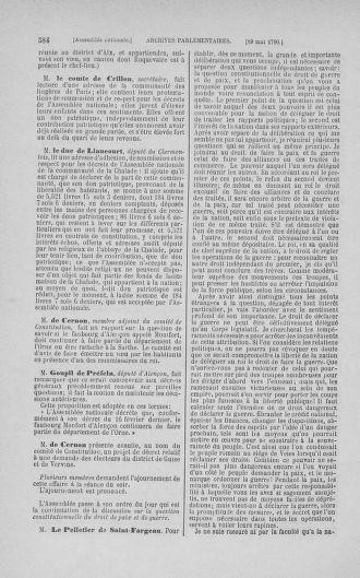 Tome 15 : Du 21 avril au 30 mai 1790 - page 584