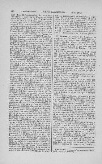 Tome 15 : Du 21 avril au 30 mai 1790 - page 586