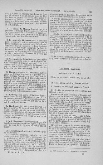 Tome 15 : Du 21 avril au 30 mai 1790 - page 593