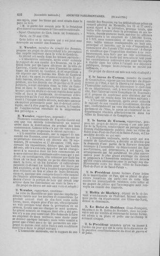 Tome 15 : Du 21 avril au 30 mai 1790 - page 632
