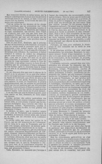 Tome 15 : Du 21 avril au 30 mai 1790 - page 647