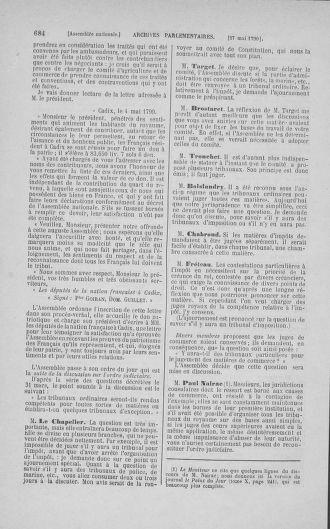 Tome 15 : Du 21 avril au 30 mai 1790 - page 684