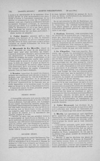 Tome 15 : Du 21 avril au 30 mai 1790 - page 708