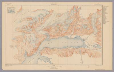 OLD ORDNANCE SURVEY  DETAILED MAP PONTYPRIDD SOUTH GLAMORGAN  1915 S28.14