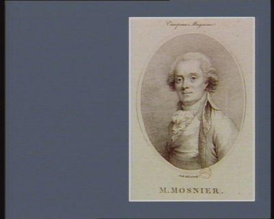 M. Mosnier [estampe]