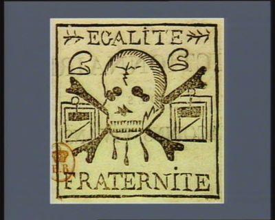 Egalité fraternité [estampe]