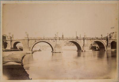 Ponte Elio, veduta da sud