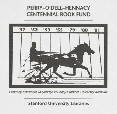 Perry-O'Dell-Hennacy Centennial Book Fund