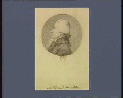 M. Giraud du Plessis [dessin]