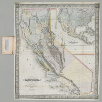 A new map of California